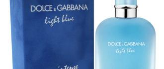 """Dolce & Gabbana """"Light Blue"""""""